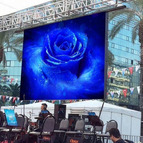 P 4  Led display outdoor
