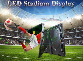 Led display  stadium P10